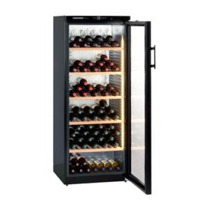 KE 嘉儀 293公升獨立式單溫紅酒櫃 WKb4112