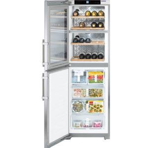 KE 嘉儀 247公升酒櫃+冷凍櫃 SWTNes3010