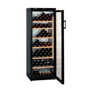 KE 嘉儀 336公升獨立式單溫紅酒櫃 WKb4612