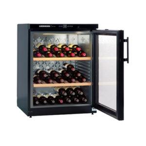 KE 嘉儀 121公升獨立式單溫紅酒櫃 WKb1712