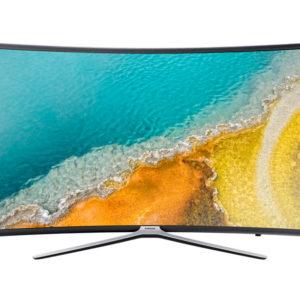 """SAMSUNG 三星 55"""" K6300 黃金曲面 LED TV"""